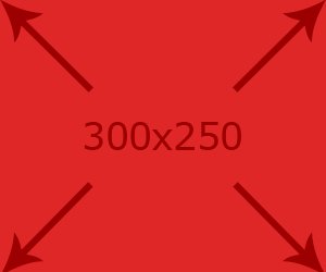 300x250 sample ad